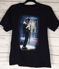 Michael Jackson Black Or White Video 1991 Vintage Mens T-shirt Small