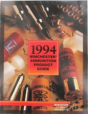 1994 WINCHESTER AMMUNITION PRODUCT GUIDE. NEW OLD STOCK !!!