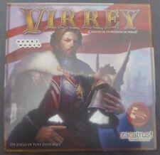 VIRREY - JUEGO DE MESA CARTAS TABLERO ESTRATEGIA Español NUEVO Viceroy (806)