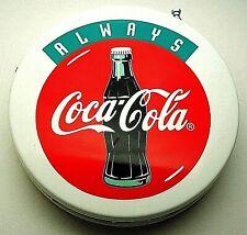 VTG AM/FM Coca-Cola Coke Soda Promo Plastic Radio New NOS 1990s Works