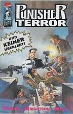 Punisher terrore 1-4 (z0), Panini