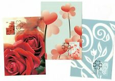 2009 Australia With Love Maxi Cards Set of 3 Clean
