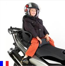 GIVI Siège enfant S650 rehausseur fauteuil moto maxi scooter quad