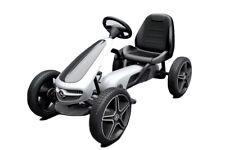 Karting à pédales Mercedes avec roues en EVA pour enfants