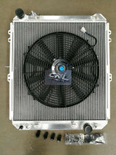 Radiator&Fan Toyota Hilux Surf or 4Runner KZN130 3.0cc TD 1993-1995 RHD 1KZTE