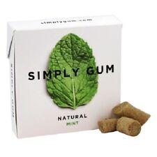 BANG-BWA30320-Simply Gum All Natural Gum Mint (12X15 Ct)