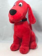 Clifford the Big Red Dog plush (78)