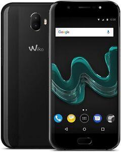"""Wiko WIM Dual Sim 4G 4GB RAM 64GB ROM 5,5"""" Negro Envíos Rápidos 24H"""