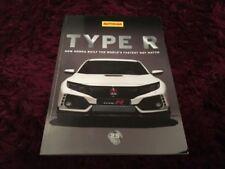 Honda Civic 2017 Car Sales Brochures