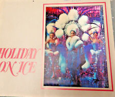 Holiday on Ice Program-UNIQUE 3-D COVER IMAGE-owner had written Mar.3, 1970