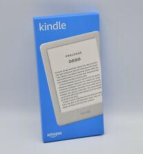 Amazon Kindle (10. Generation 2019) 4GB, WLAN, Weiß mit Spezialangeboten NEU OVP