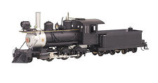 Bachmann 29304 On30 Painted & Unlettered 2-6-0 with Sound & DCC Steam Locomotive