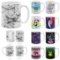 MUGBREW Design 11 OZ Ceramic Coffee Tea Mug Cup Gift Decoration