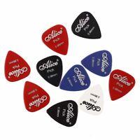 Alice 10x Plectrum Guitar Accessories Guitar Pick 0.96mm H8C9