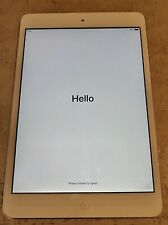 Apple iPad mini 2 64GB, Wi-Fi Silver Excellent Condition, Lightly Used