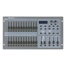 Showtec SC-2412 Fader DMX Pult Controller 48 Channel Lighting Board