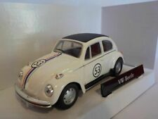 Herbie, Vw Beetle,  1/43 Model Car. Cararama
