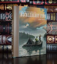 The Adventures of Huckleberry Finn by Mark Twain New Unabridged Hardcover Gift