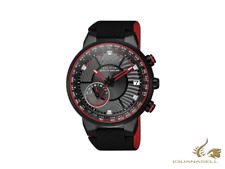 Reloj de Cuarzo Citizen Satellite Wave GPS, Eco Drive, 44 mm, Rojo, CC3079-11E