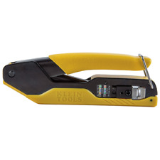 "Klein Tools Vdv226-005 Compact Pass-Thruâ""¢ Modular Crimper"