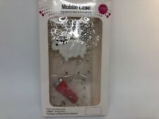 FOR IPHONE 5 CASE LUXURY BLING CRYSTAL DIAMOND 3D COVER - sheep