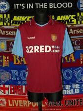 5/5 Aston Villa adults XL 2006 home football shirt jersey soccer