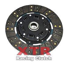 XTR STAGE 2 CLUTCH DISC fits SUBARU BAJA FORESTER IMPREZA LEGACY 2.0L 2.5L 3.0L