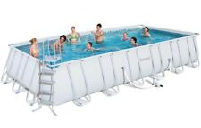 Bestway Rectangular Frame Pool Set 732 x 366  56474