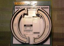 Triumph Front/Rear Brake Shoe Pair, New, 37-1406/1407