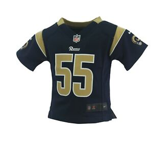 Los Angeles Rams James Laurinaitis NFL Nike Baby Infant Toddler Size Jersey New