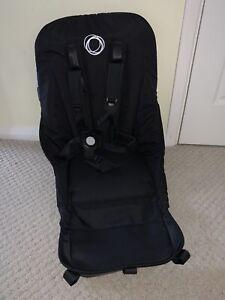 Brand new Bugaboo Donkey2 Seat Fabric Black fits all Donkeys