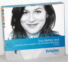 Christine Brückner - JAUCHE UND LEVKOJEN - Eva Mattes