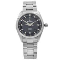 Eterna KonTiki Stainless Steel Date Automatic Mens Watch 1222.41.41.0217