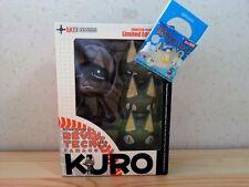 Kaiyodo Revoltech Yamaguchi Kuro Shop Limited Edition Cat W/Toro Prize Figure