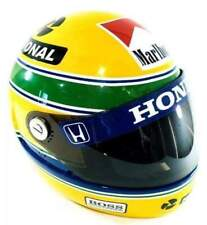 Ayrton senna helmet 1.1 F1 replica full size Never used Ayrton senna da silva