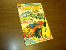 JERRY LEWIS #124 DC Comics 1971 The Adventures of ... movies humor