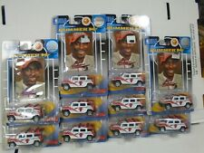 Hummer H2 NBA Die Cast Lot of 10 Cars Ben Gordon Car Card Rookie 012220AMT