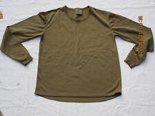 Vest Thermal Underwear,Light Olive,PCS,Gr. 180/100,Large (M),langarm Unterhemd
