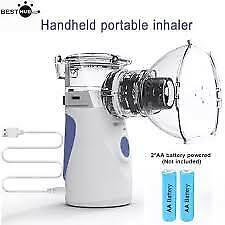 Portable Nebulizer Mesh Nebulizer Kids Adult Handheld Ultrasonic Atomizer