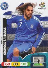 GIORGOS SAMARAS # GREECE HELLAS CARD PANINI ADRENALYN EURO 2012