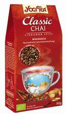 Yogi tea loose classic chai 90g cinnamon spice bio stimulant et apaisant