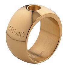 melano Magnetic ANILLO 12mm Größe 57M 01r001 G brillante para Imán Cabeza