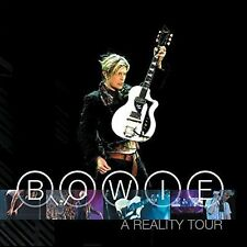 David Bowie Reality Tour 180gm Ltd Vinyl 3 LP