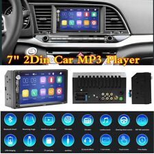 "WINCE 7"" 2Din Touch Screen Car Bluetooth Stereo FM Radio MP5 Multimedia Player"