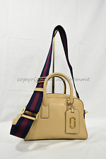 MARC By Marc Jacobs M0008282 Gotham Small Bauletto Leather Satchel/Shoulder Bag