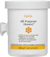 BUY 4 GET 1 FREE - GiGi Microwave Formula All Purpose Honee Wax Waxing #0365