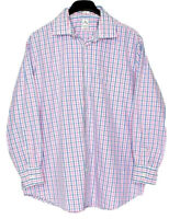 Peter Millar Button down long sleeve Shirt Men's Size  2XL
