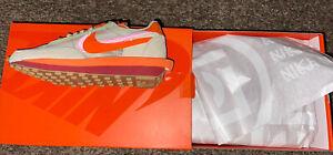 Nike LD Waffle sacai CLOT Net Orange Blaze Size Mens US 9.5 Ready To Ship
