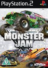 monster jam ps2