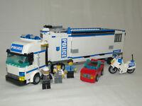 Lego City 7288 Polizei Truck komplett